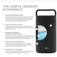 Simple Modern Provision Food Jar 16oz (480ml) - Tuxedo Simple Modern Food Jar