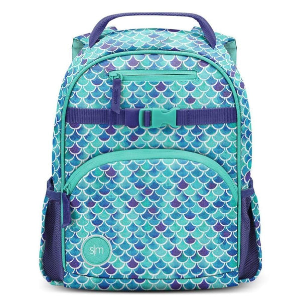 Simply Modern Fletcher Kids Backpack 7.5 litre - Mermaid Scales Simple Modern Backpack