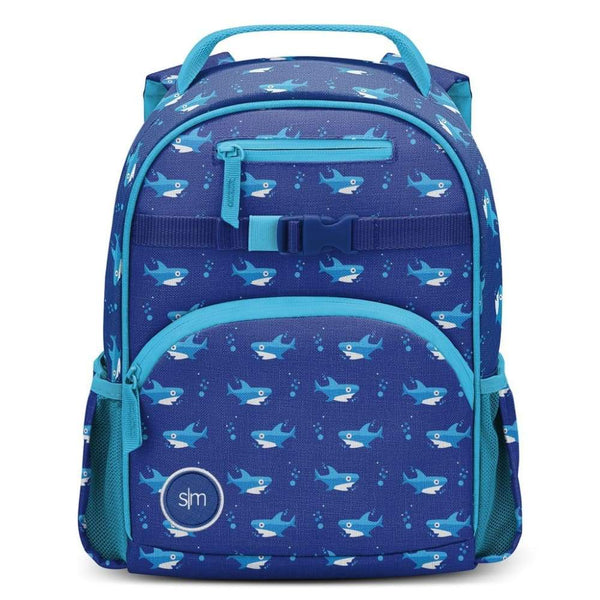 Simply Modern Fletcher Kids Backpack 7.5 litre - Shark Bite Simple Modern Backpack