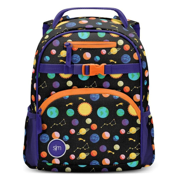 Simply Modern Fletcher Kids Backpack 7.5 litre - Solar System Simple Modern Backpack