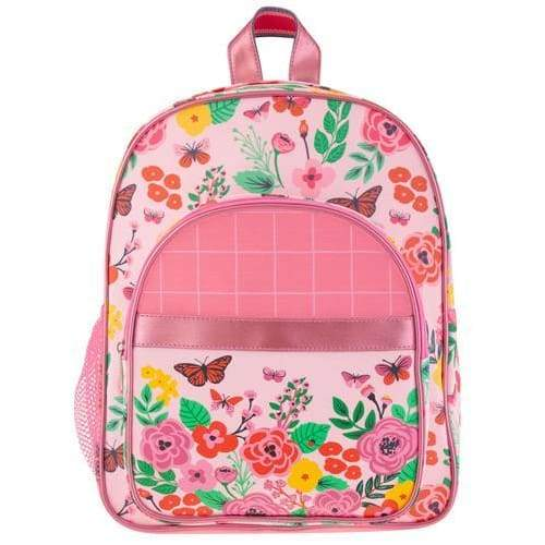 Stephen Joseph Classic Backpack Butterfly Floral Stephen Joseph Backpack
