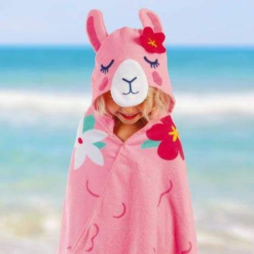 Stephen Joseph Kids Hooded Towel Llama Stephen Joseph Towel