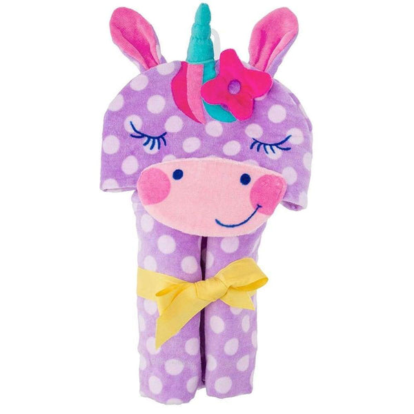 Stephen Joseph Kids Hooded Towel Unicorn Stephen Joseph Towel