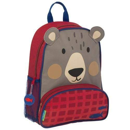 Stephen Joseph Sidekick Backpack Bear Stephen Joseph Backpack