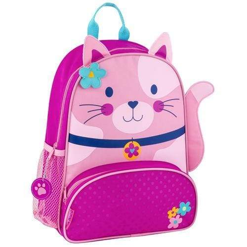 Stephen Joseph Sidekick Backpack Cat Stephen Joseph Backpack