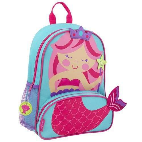 Stephen Joseph Sidekick Backpack Mermaid Stephen Joseph Backpack
