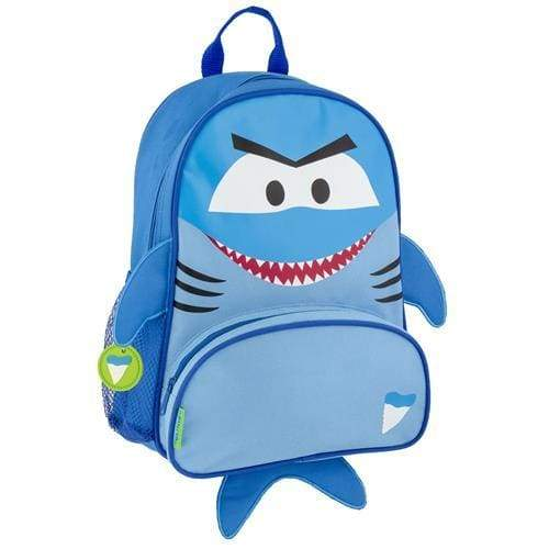 Stephen Joseph Sidekick Backpack Shark Stephen Joseph Backpack