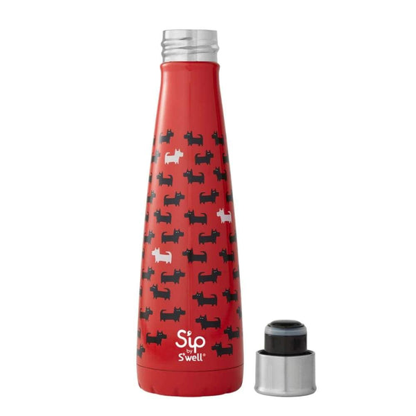 Swell SIP Insulated Water Bottle 450ml Savvy Scotties Swell Stainless Steel Water Bottle