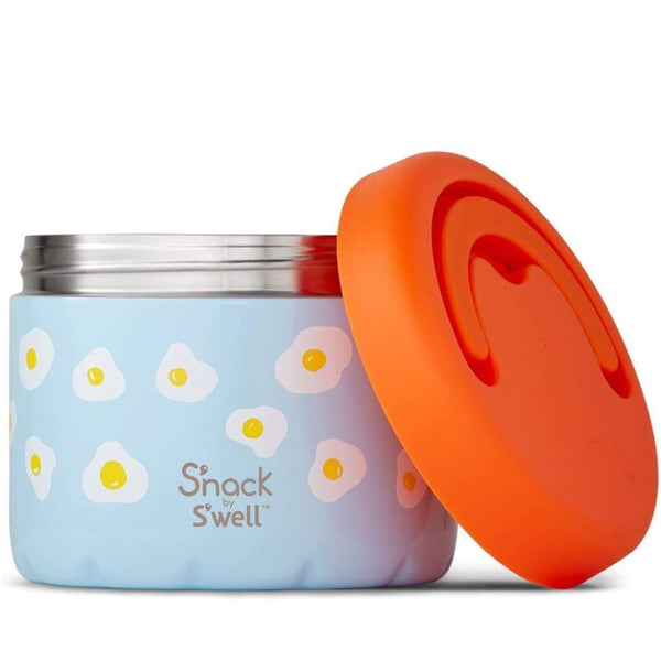 Swell SNack Insulated Food Container 710ml Over Easy Default Swell Insulated Food Flask