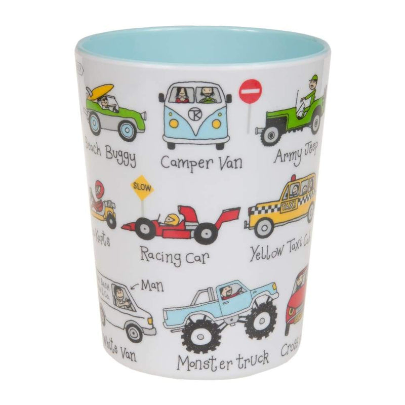 products/tyrrell-katz-cars-melamine-beaker-tumbler-yum-kids-store-mug-drinkware-vehicle-107.jpg