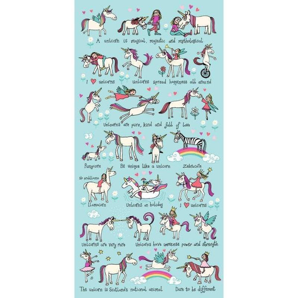 Tyrrell Katz Kids Towel Unicorn Default Tyrrell Katz Towel