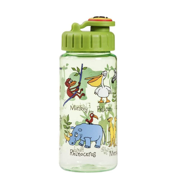 Tyrrell Katz Tritan Water Bottle Jungle Tyrrell Katz Plastic Water Bottle