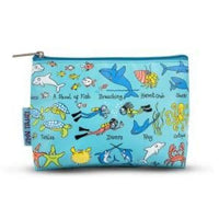 Tyrrell Katz Wash Bag Ocean Default Tyrrell Katz Kids Wash Bag