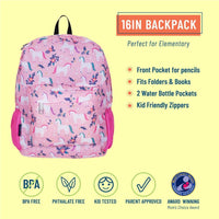 Wildkin Crackerjack Backpack - Magical Unicorns Wildkin Backpack