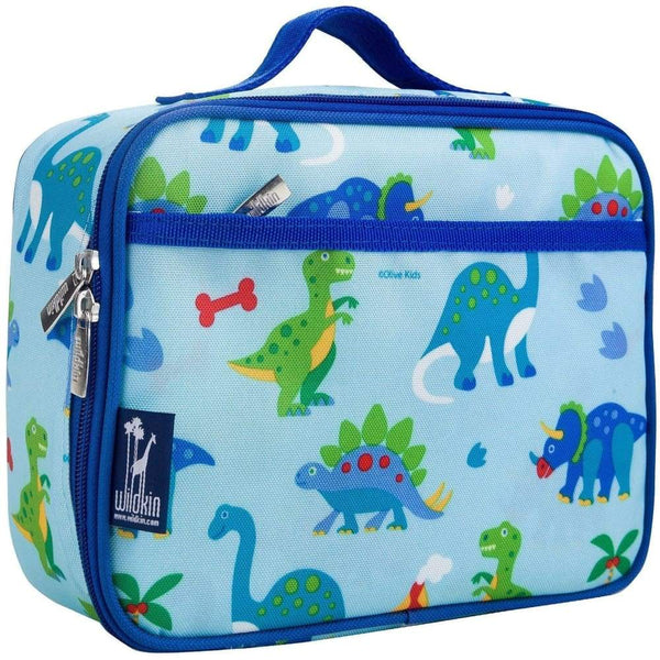 Wildkin Insulated Kids Lunchbox Dinosaur Land Wildkin Insulated Lunchbag