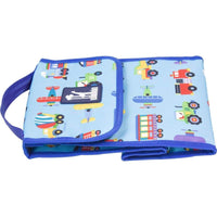 Wildkin Insulated Lunch Bag Trains Planes & Trucks Wildkin Insulated Lunchbag