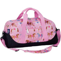 Wildkin Overnight Duffle Bag Horses Wildkin Duffle Bag