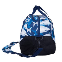 Wildkin Overnight Duffle Bag Sharks Wildkin Duffle Bag