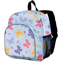 Wildkin Pack n Snack Kids Backpack - Butterfly Garden Wildkin Backpack