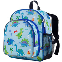 Wildkin Pack n Snack Kids Backpack - Dinosaur Land Wildkin Backpack
