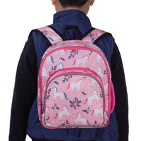 Wildkin Pack 'n' Snack Kids Backpack - Magical Unicorns Wildkin Backpack