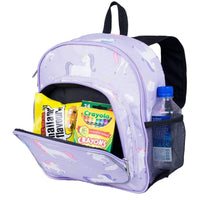 Wildkin Pack n Snack Kids Backpack - Unicorn Wildkin Backpack
