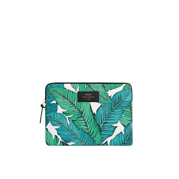 Wouf IPad / Tablet Sleeve Tropical Wouf Laptop Sleeve