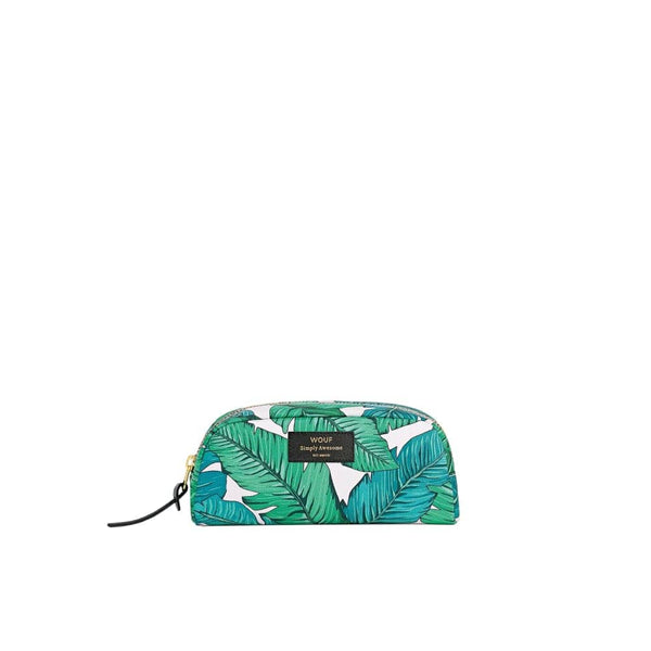 Wouf Small Beauty Tropical Wouf Makeup Bag