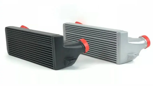 CSF BMW N54 335i/xi  High Performance Stepped Core Intercooler - Silver - JGMODS