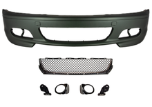 BMW E46 2DR Coupe OE Replacement M Sport Front Bumper - 51117893060 - JGMODS