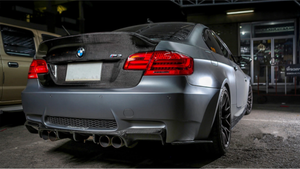 Amuse Ericcson Style Carbon Fiber Trunk Replacement E92 3 Series & E92 M3 - JGMODS
