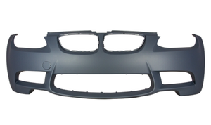BMW E92 M3 OE Front Bumper Replacement - Euro Version - JGMODS