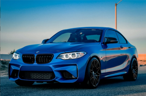 M2 Style Front Bumper F22 2 Series BMW 228i 235i - JGMODS