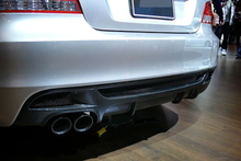 Performance Style Carbon Fiber Rear Diffuser for BMW E82 1 Series - JGMODS