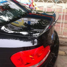 Performance Style Carbon Fiber Rear Trunk Spoiler BMW E8X 1 Series & 1M - JGMODS