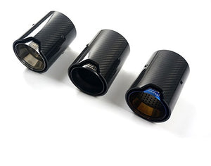 Carbon Fiber Exhaust Tips F80 M2 F82 M4 F87 M2 - JGMODS