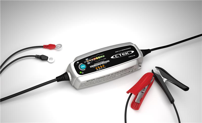 CTEK MUS 4.3 Test & Charge 12 Volt 56959 Battery Charger Tender - JGMODS