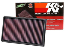 K&N Drop In Replacement Air Filter Audi 8V A3 S3