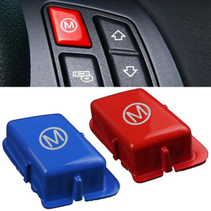 M Button Replacement BMW E9X M3 - Red Blue - JGMODS