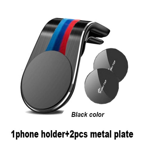 M Performance Tri-Color Magnetic Car Phone Holder - JGMODS