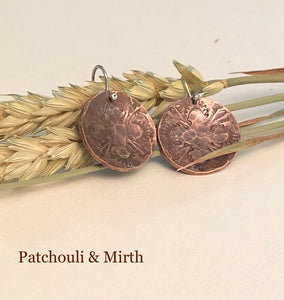 Wheat Love Earrings