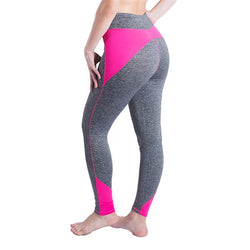 High-waist sporty leggings