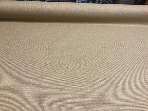 Fabricut Mindy Honey Basketweave Upholstery Fabric by the yard sofa chair