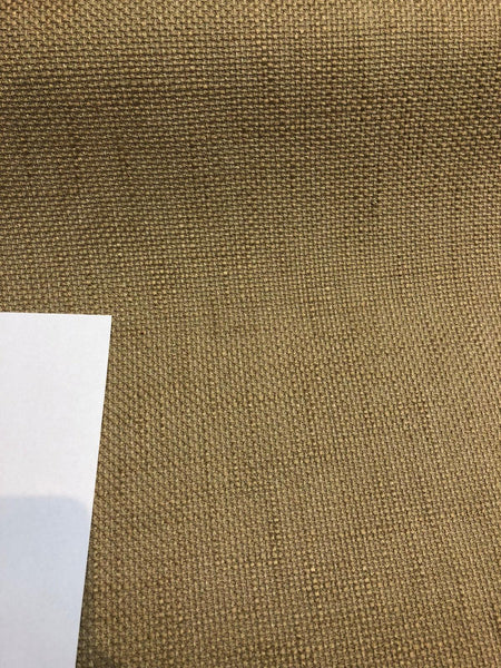 Antique Green Jute Burlap Polyester Drapery Upholstery Fabric By the yard