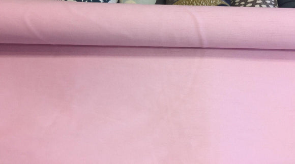 Pink Polyester Dupioni 58'' wide