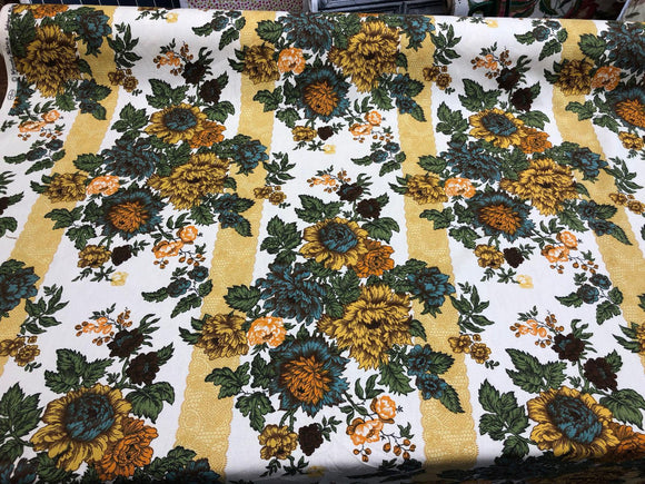 Waverly Sagamore Hill Vintage Floral Fabric By The Yard