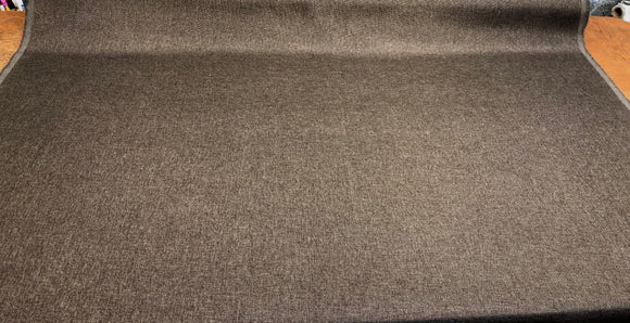 Origin Solid Java Dream Brown Drapery Upholstery Multipurpose Fabric by the yard