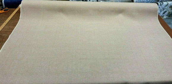 Heather Grain Preshrunk Cotton Chenille Fabric by the yard