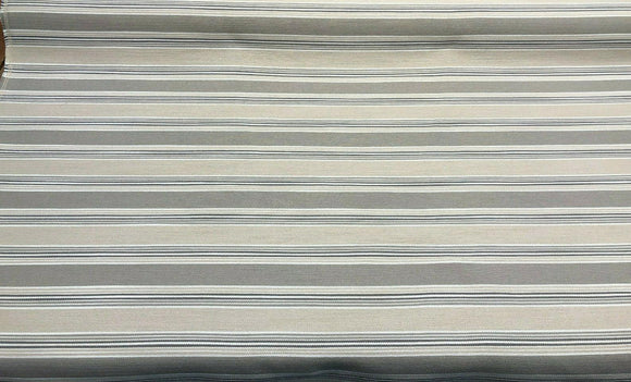 Fabricut Cowen Stone Stripe Upholstery Fabric By The Yard