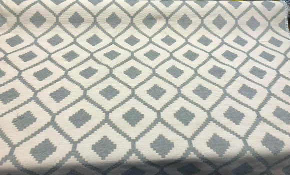P Kaufmann Elation Ocean Mist Blue Reversible Chenille Fabric By The Yard